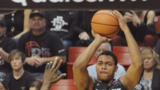 Can the Aztecs' huge win over UNLV bring success in the MWC Tournament?