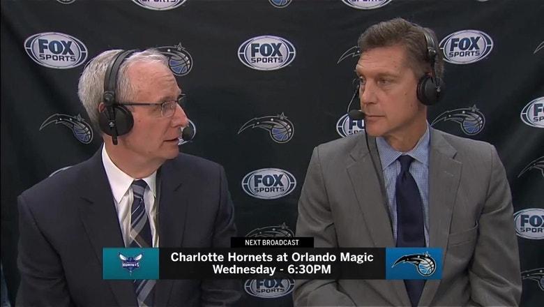 Magic host Kemba Walker, Hornets in final game before All-Star break