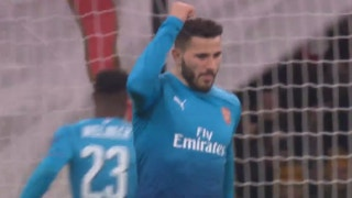 Arsenal vs. Ostersunds FK | 2017-18 UEFA Europa League Highlights