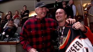 Ducks Weekly: Meet Ducks fan Spencer Nail, who became firefighter after being rescued by one as child