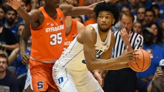 Bagley drops 19 in his return as No. 5 Duke beats Syracuse 60-44