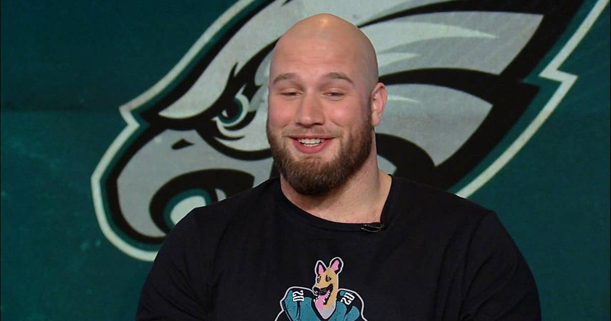 Philadelphia Eagles OT Lane Johnson knew all along Nick Foles could lead Philly to Super Bowl LII