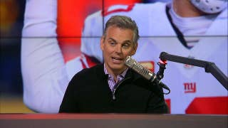 Colin Cowherd gives five reasons the New York Giants need to draft a QB