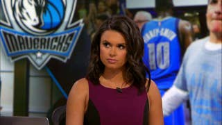 Joy Taylor reacts to Mark Cuban and the Dallas Mavericks misconduct scandal