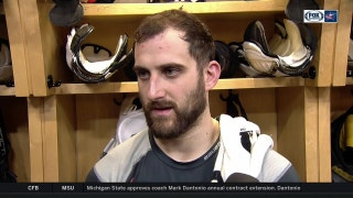 Nick Foligno knows the Blue Jackets are still a good team