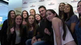 Clippers Weekly: See Danilo Gallinari's appearance for Tissot watches at Nordstrom in Century City