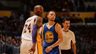 Could the ShaqKobe Lakers beat today's Warriors? Well, that depends…