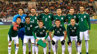 Mexico announce friendly against Wales in May
