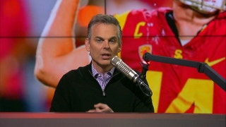 Colin Cowherd predicts the top 10 picks for the 2018 NFL Draft
