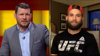 Jeremy Stephens talks with Michael Bisping and Kenny Florian | INTERVIEW | UFC TONIGHT