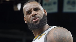 Cris Carter on LeBron: 'They're going to get knocked out in the playoffs, and he's going to take the jersey off and leave the Cavs'