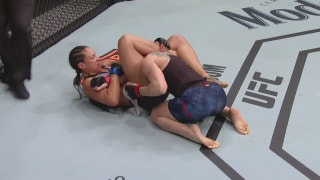 Marion Reneau submits Sara McMann | HIGHLIGHTS | UFC ON FOX