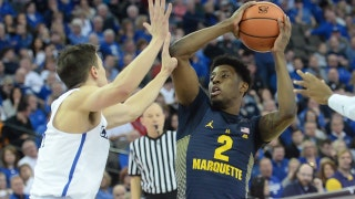 Marquette overcomes double-digit deficit in crucial win over Creighton