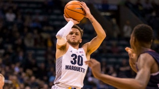 Marquette catches fire from deep in 85-73 win over St. John's