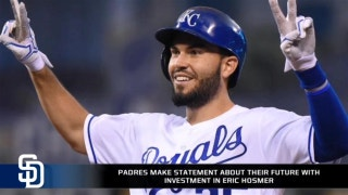 Padres make a statement about their future with signing Eric Hosmer