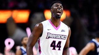 Providence knocks off No. 3 Villanova 76-71