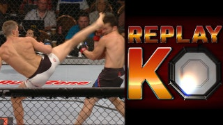 Wonderboy walks us through his classic KO of Jake Ellenberger | ReplayKO