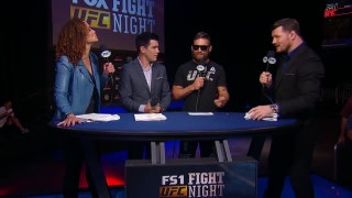Jeremy Stephens talks to the UFC on FOX crew | INTERVIEW | WEIGH-IN | UFC on FOX