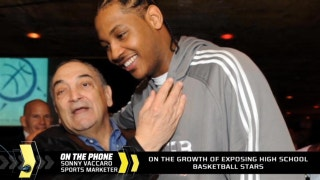 Sonny Vaccaro on the growth of exposing high school basketball stars