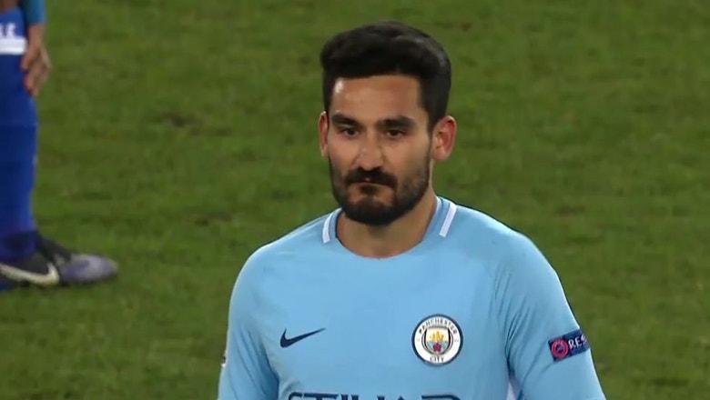 FC Basel vs. Manchester City | 2017-18 UEFA Champions League Highlights