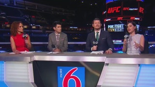 The UFC on FOX crew Previews UFC 222 | PREVIEW | UFC on FOX