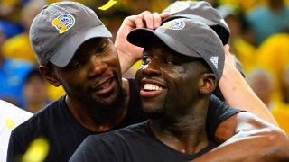 Nick Wright reveals why the No. 1 seed is more crucial to Warriors than KD and Draymond let on