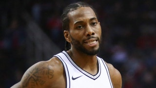 Danny Kanell on Kawhi Leonard sitting out of Spurs games despite being cleared: 'This drives me nuts!'