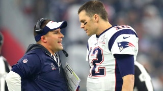 Nick Wright unveils his theory for why Patriots OC Josh McDaniels turned down the Colts HC position
