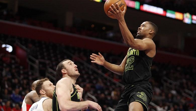 Hawks LIVE To GO: Hawks ambitious comeback attempt falls short