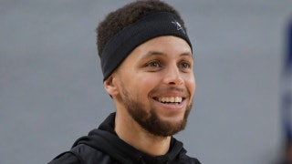 Chris Broussard: When Steph is unencumbered, not looking for Durant, the Warriors are better