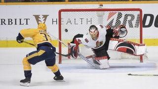 Predators LIVE To Go:  Arvidsson scores twice, Preds beat Sens 5-2