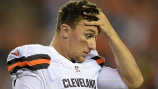 Cris Carter explains how sports can help players like Johnny Manziel confront and cope with their issues