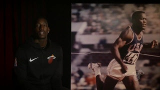 Black History Month: Bam Adebayo on Rafer Johnson