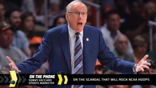 Sonny Vaccaro on the FBI's investigation into NCAA Basketball