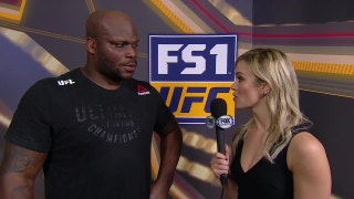 Laura Sanko talks with Derrick Lewis | POST-FIGHT | INTERVIEW | UFC FIGHT NIGHT