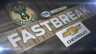 Bucks Fastbreak: Marquee three, bench propels Milwaukee