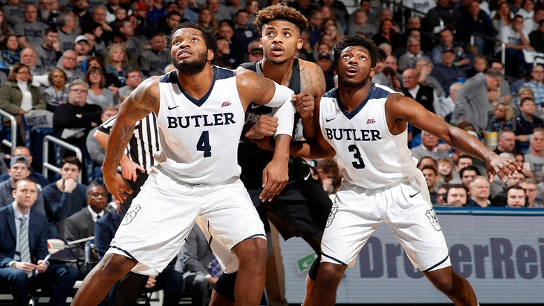 Butler uses dominant second half to take down Providence