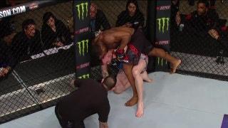 Geoffrey Neal submits Brian Camozzi | HIGHLIGHT| UFC FIGHT NIGHT