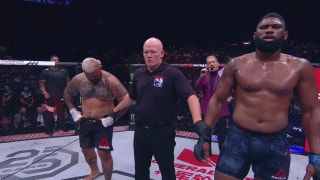 Mark Hunt vs Curtis Blaydes | HIGHLIGHTS | UFC 221