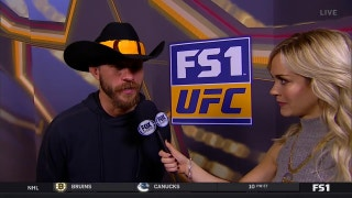 Donald 'Cowboy' Cerrone talks to Laura Sanko | WEIGH-IN | UFC FIGHT NIGHT