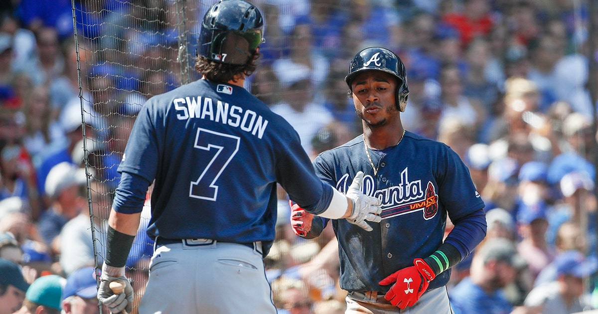 braves dansby swanson looks forward to full season next to ozzie