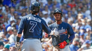 Braves' Dansby Swanson looks forward to full season next to Ozzie Albies