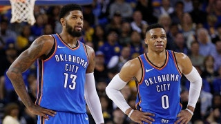 Skip Bayless: 'Russell Westbrook is finally starting to get his revenge on Kevin Durant'