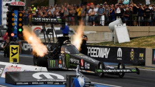NHRA driver Brittany Force released from hospital after horrific crash