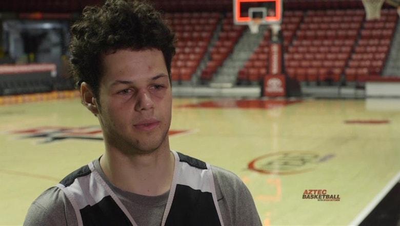 How Jordan Schakel stays ready on the bench