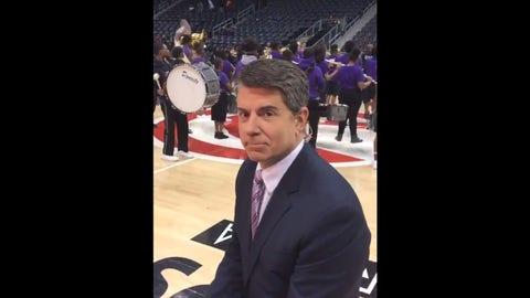 Jim Petersen, FOX Sports North analyst