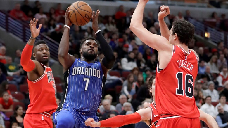 Mario Hezonja pours in 24 points as Magic fall to Bulls