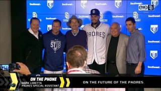 Mark Loretta joins the Loose Cannons to talk Hosmer, the upcoming season