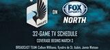 FOX Sports North, Minnesota United announce programming agreement
