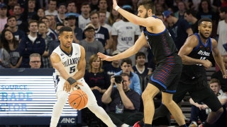 No. 3 Villanova drops 93-points in Phil Booth's return